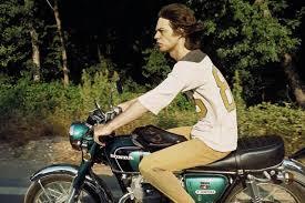 Errores de principiantes en moto.